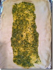 stromboli garlic butter