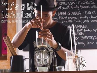 Seniman Coffee Studio, Ubud