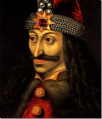 retrato Vlad Tepes