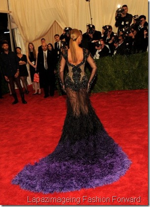 Beyonce rear