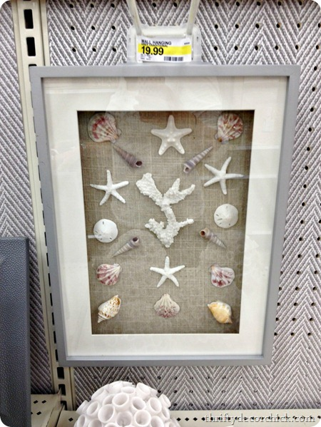 target shell art