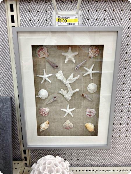 target shell art