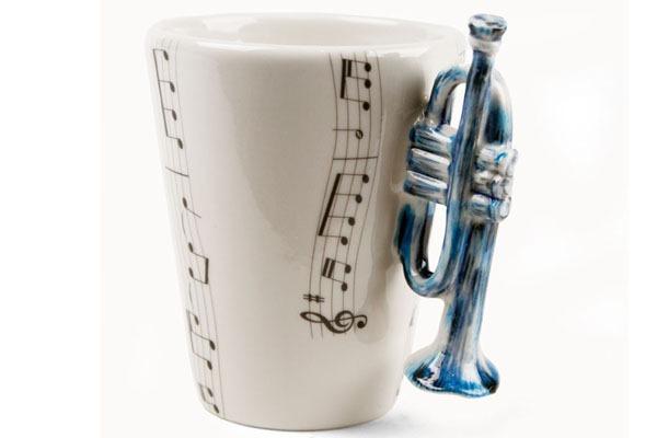 Caneca-Trompete