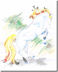 Karen-white-horse-rearing