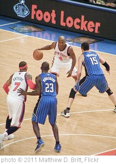 'New York Knicks vs. Orlando Magic 3.28.11' photo (c) 2011, Matthew D. Britt - license: http://creativecommons.org/licenses/by-sa/2.0/