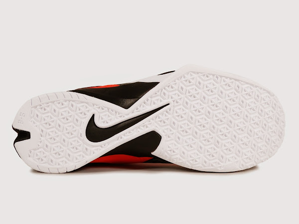 Nike Soldier 8 Arrives in University Red  Black  White