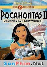 Pocahontas II: Hành Trình Đến Một Thế Giới Mới Vietsub