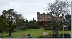 dunoon castle house museum