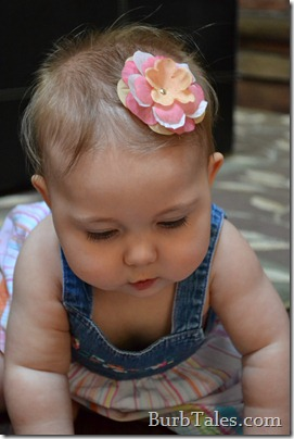 DIY Baby Hair Accessories