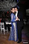 Mónica Parisier baila con su hijo Andre Parisier