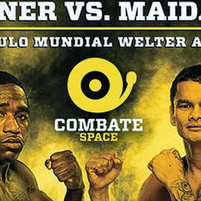Broner vs Maidana: Vivo transmision TV 14.12.13 Combate Space