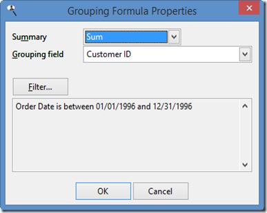 GroupingFormula
