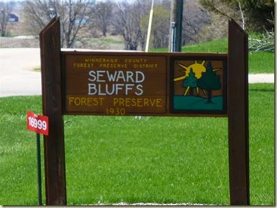 Seward Bluffs