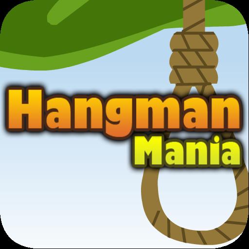 Hangman Mania LOGO-APP點子