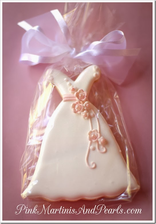 Bridal Shower Wedding Dress Cookie-5949bump