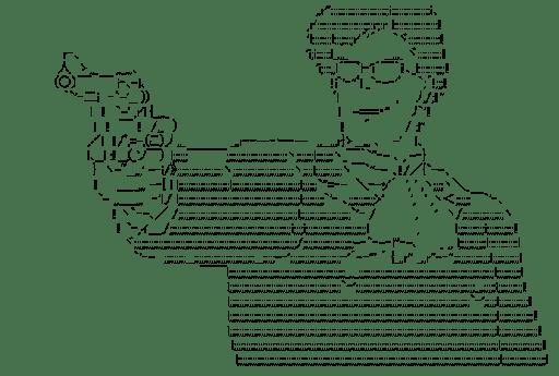 ムスカ 銃 (天空の城ラピュタ)