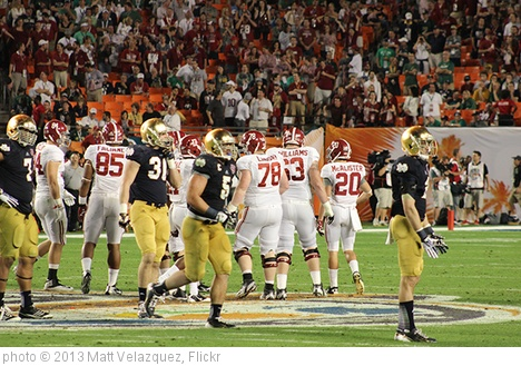 'BCS National Championship Game, Jan. 7, 2013' photo (c) 2013, Matt Velazquez - license: http://creativecommons.org/licenses/by-nd/2.0/