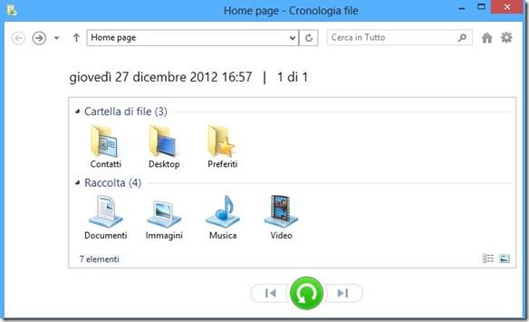 Home Page Cronologia file