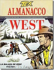 P00001 - Tex - Almanacco del West