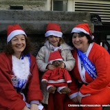 Childrens Heart Association Santa dash