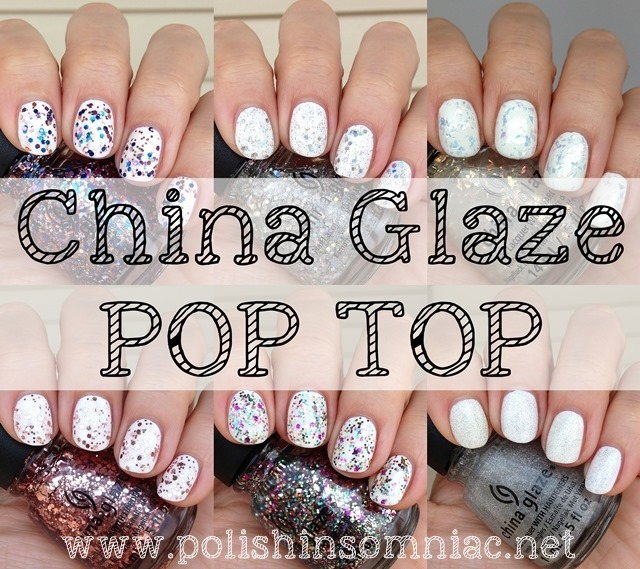China Glaze Pop Top