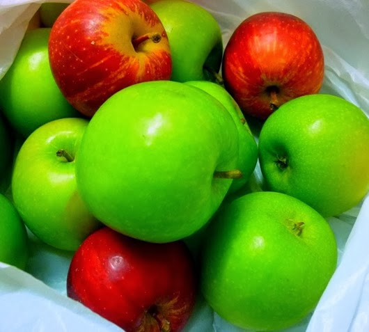 gambar buah epal