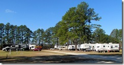 Bass Lake RV CG...Dillon SC