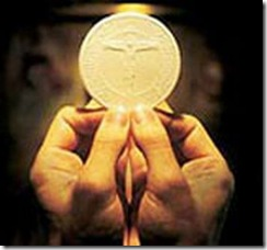 Eucaristia Consagracao