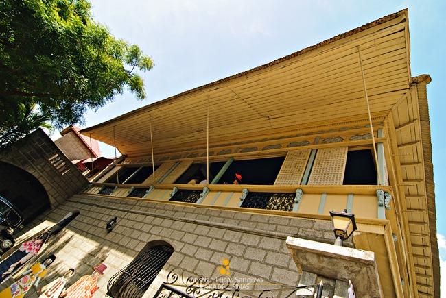 Villavicencio Ancestral House Taal
