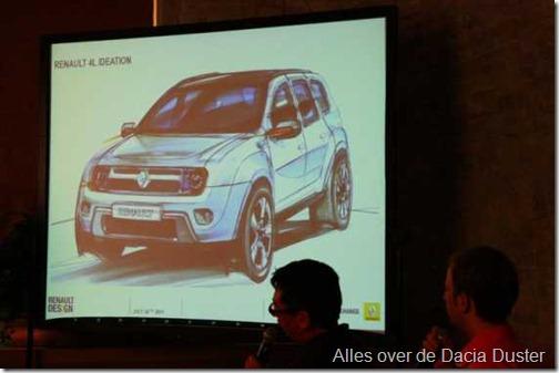 Van R4 tot Dacia Duster 01