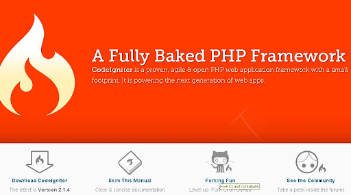 tai lieu thiet ke web codeigniter php framework