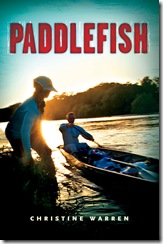 PADDLEFISH Book Cover