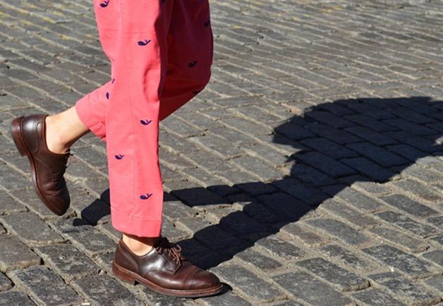 Street Style – Como Usar Sapatos Sem Meias (10)