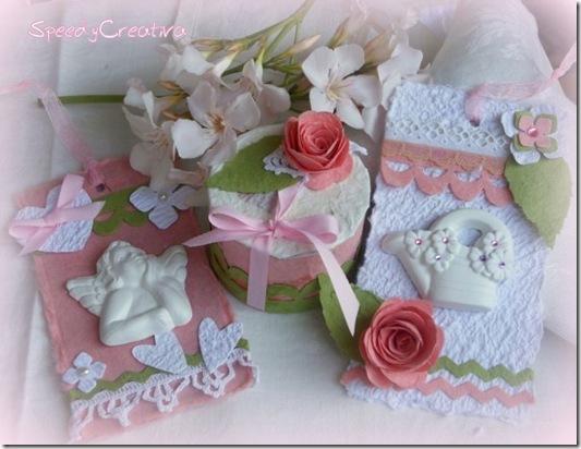 scatole, decorazioni carta naturale e i ricami della nonna (13)