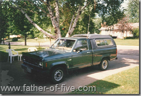 1984 Ford Ranger 2wd 4cyl 5spd
