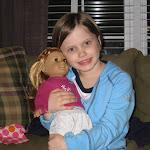 2008 - Natalie Birthday