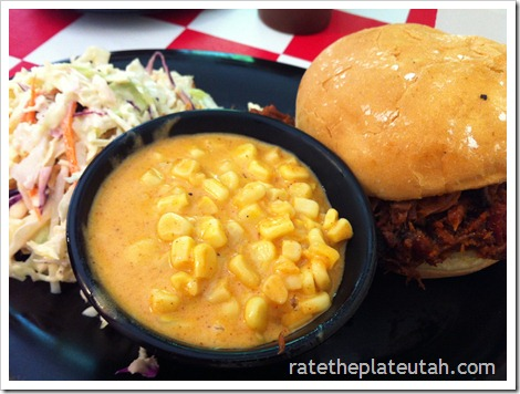 5 Star BBQ Sandwich Cream Corn Cold Slaw2