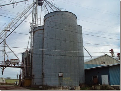 123 Mukwonago - Granary Tall Bins from Street