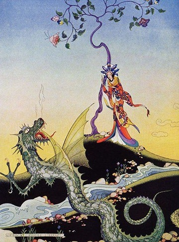 arabian_nights_006 Virginia Frances Sterrett