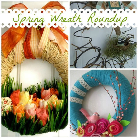 Spring Wreath Roundup