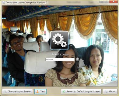 freeware เปลี่ยน background ให้ windows 7