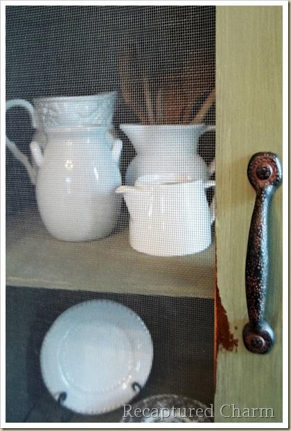 armoire milk paint 114a