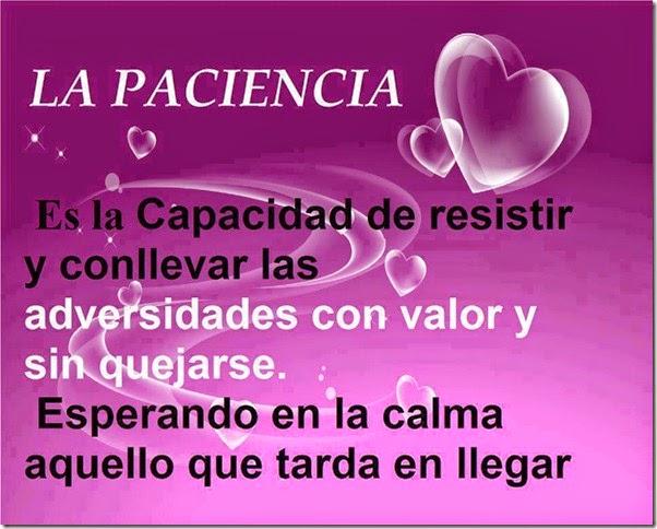 111Paciencia
