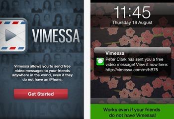 Mengirim Pesan Video di iPhone dan iPad