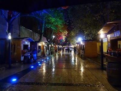 Piata de Craciun la Tirana
