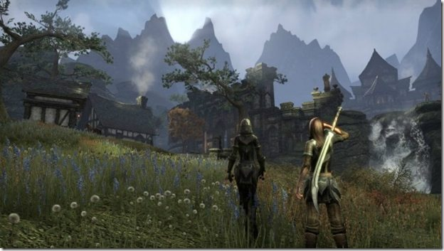 the elder scrolls online daggerfall preview 01