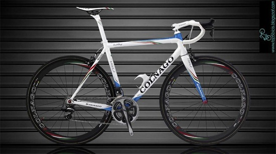 Colnago C59 Italia 150th 2012