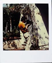jamie livingston photo of the day September 15, 1987  ©hugh crawford