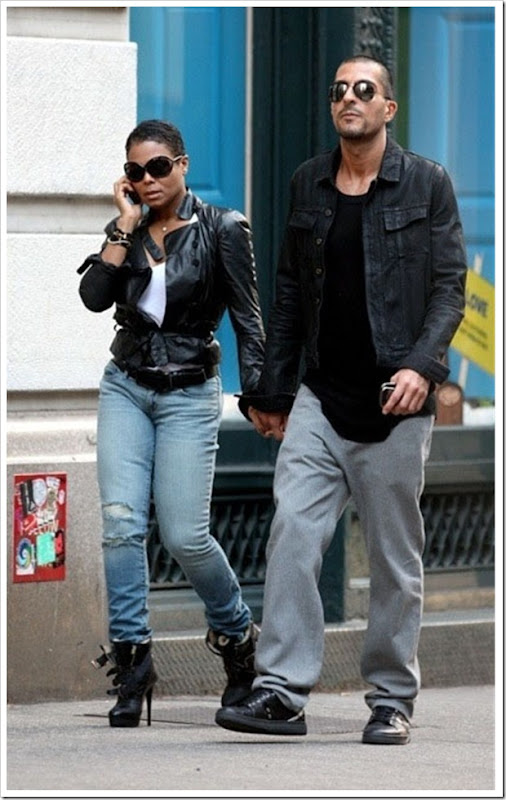 Janet Jackson & Her Boyfriend Wissam Al Mana to Planned Thier Wedding in Next year