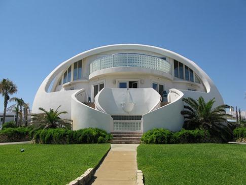 45. Dome House (Florida, EE.UU.)